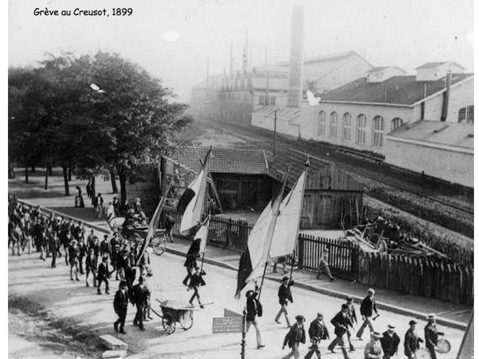 Grève au Creusot, 1899 16