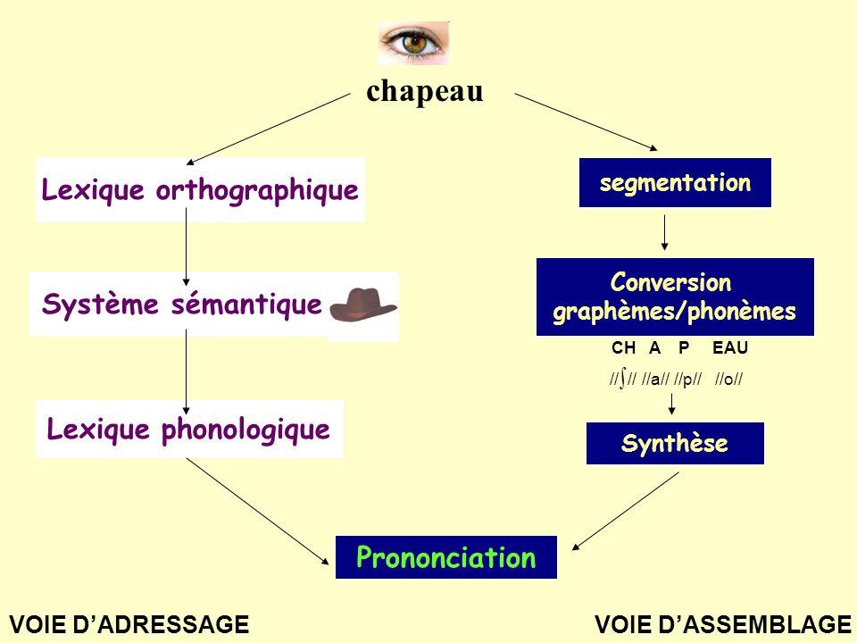 Lexique orthographique