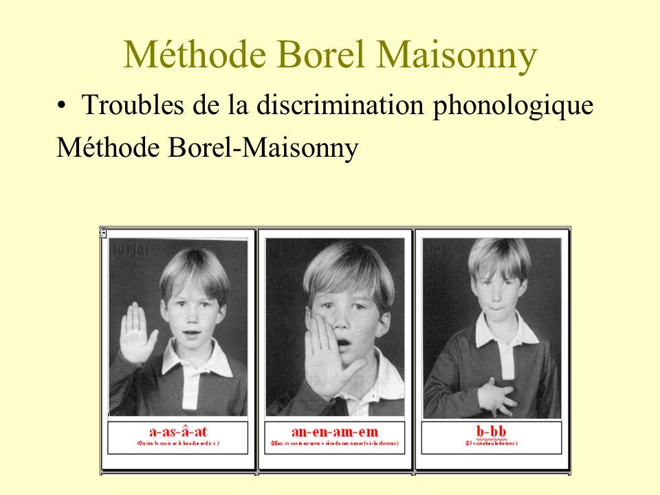Méthode Borel Maisonny