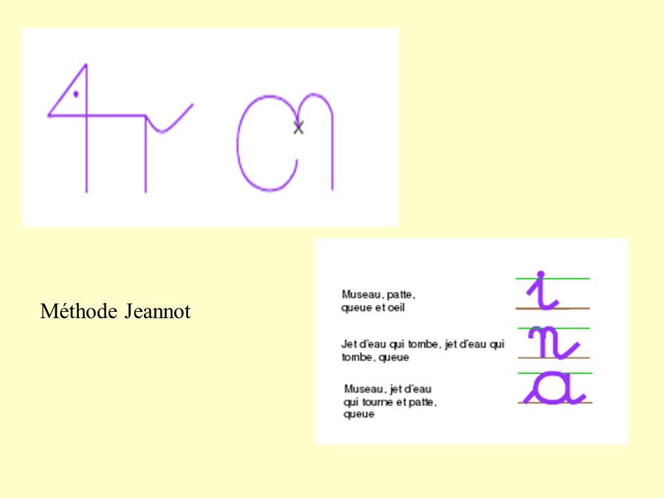 Méthode Jeannot