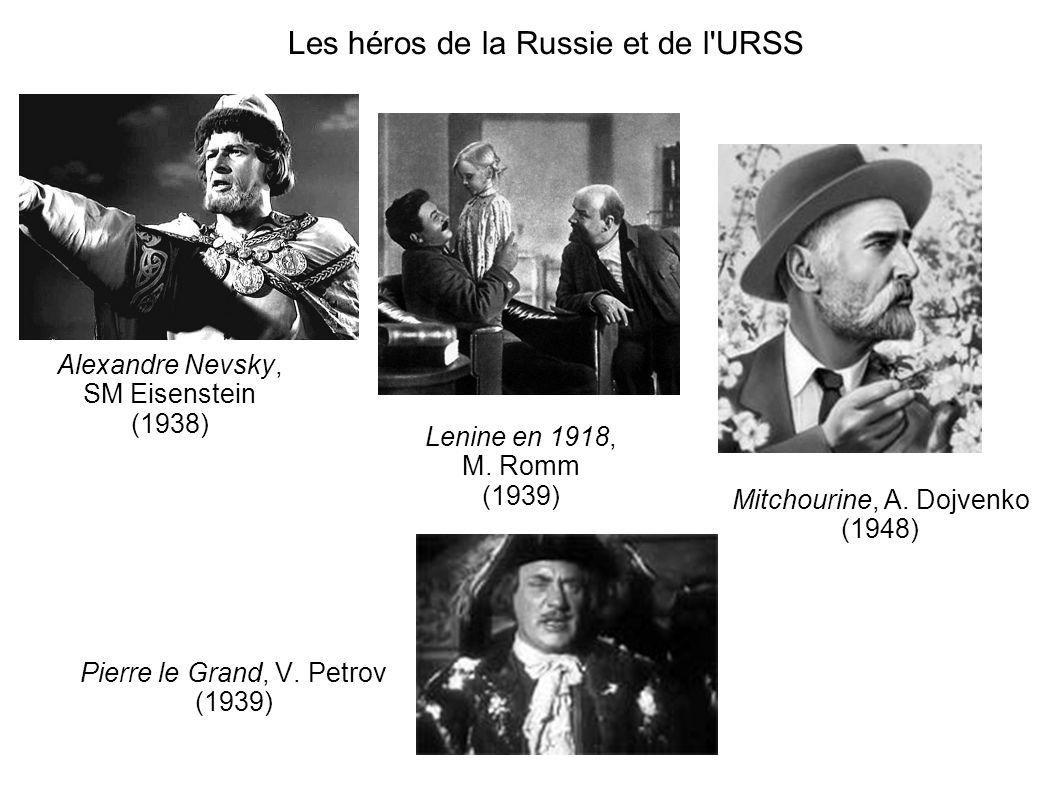 Les héros de la Russie et de l URSS