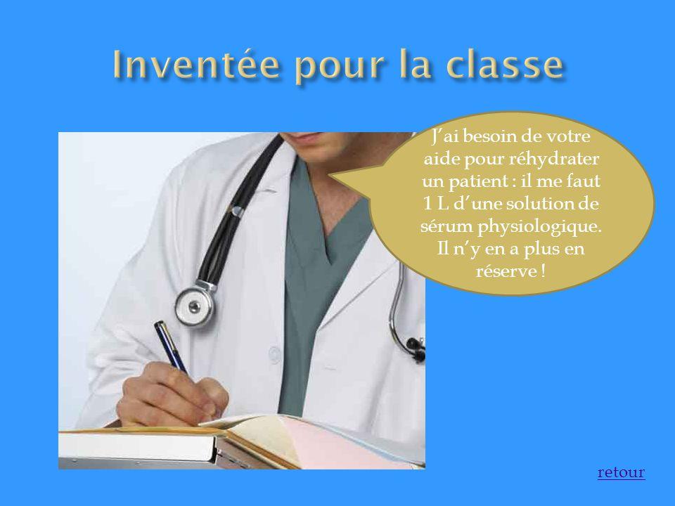 Inventée pour la classe