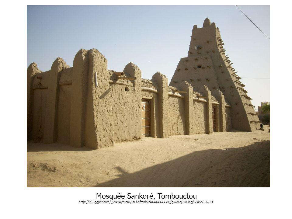 Mosquée Sankoré, Tombouctou