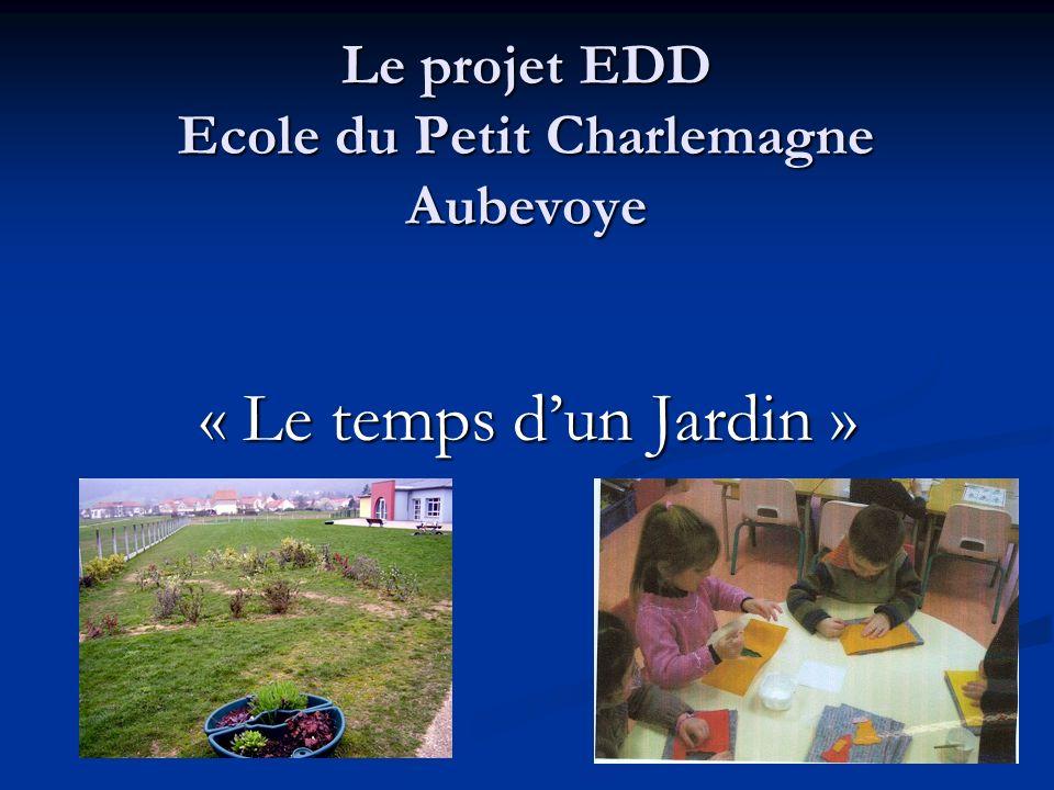Le projet EDD Ecole du Petit Charlemagne Aubevoye