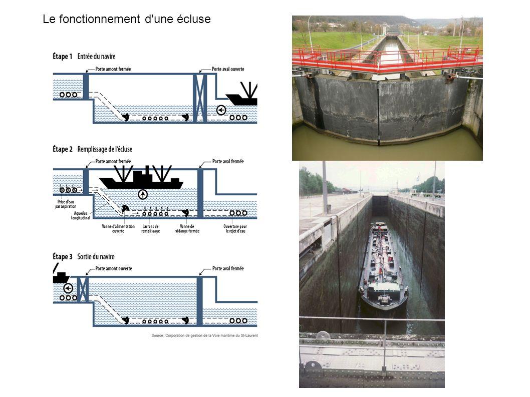Le canal Seine-Nord Europe comprendra 7 écluses