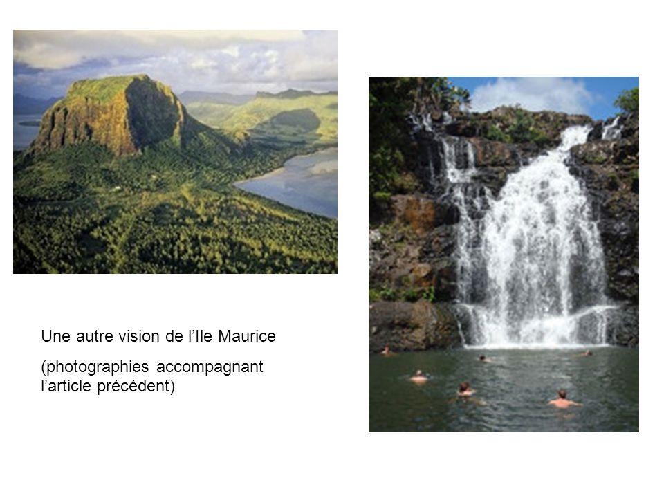 Une autre vision de l'Ile Maurice