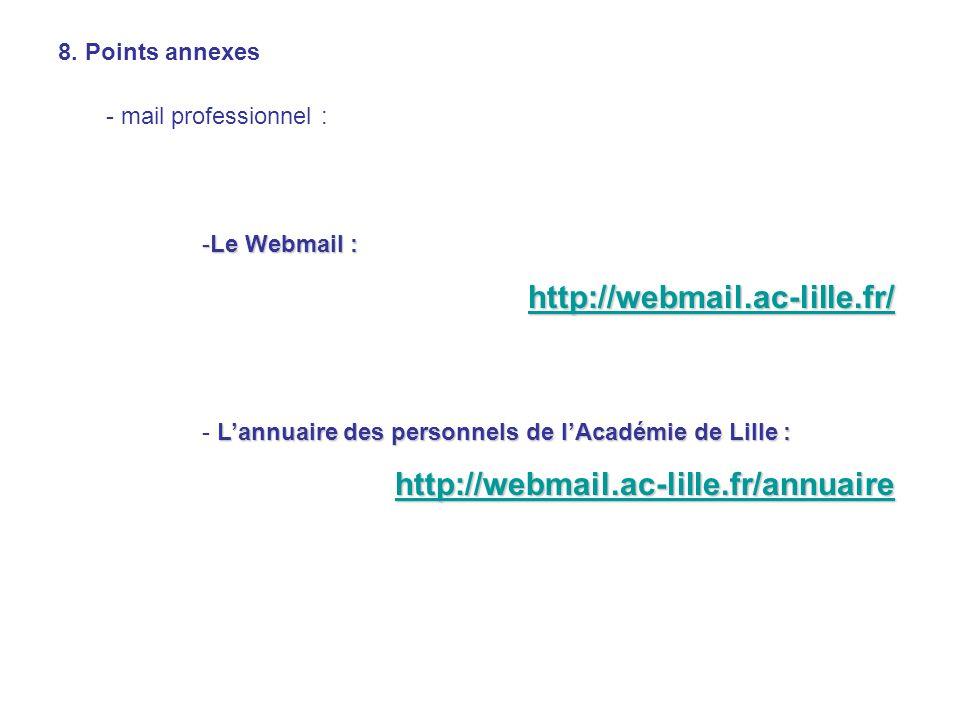 http://webmail.ac-lille.fr/ http://webmail.ac-lille.fr/annuaire