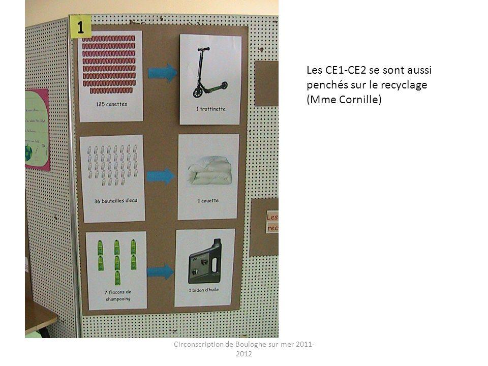 Circonscription de Boulogne sur mer 2011-2012