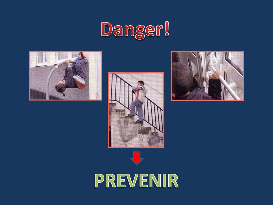 Danger! PREVENIR