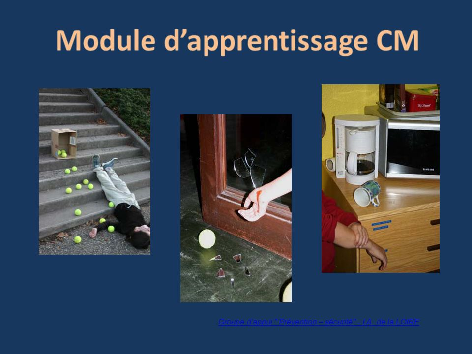 Module d'apprentissage CM