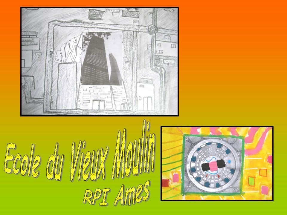 Ecole du Vieux Moulin RPI Ames
