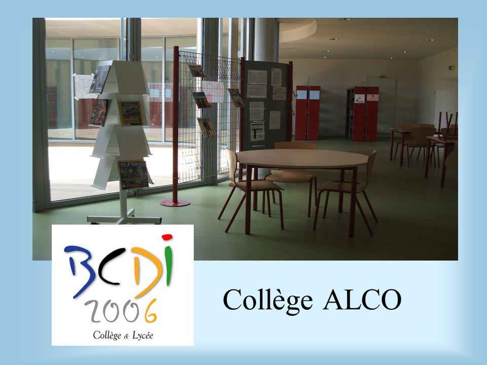 Collège ALCO