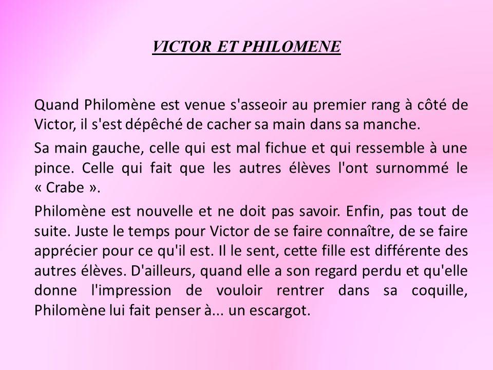 VICTOR ET PHILOMENE