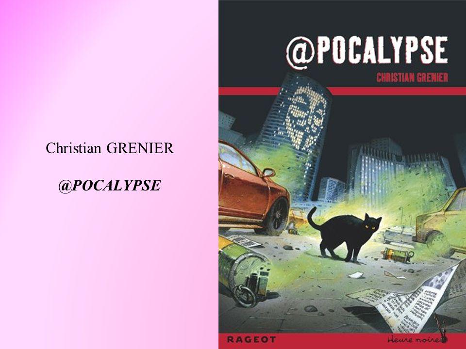 Christian GRENIER @POCALYPSE