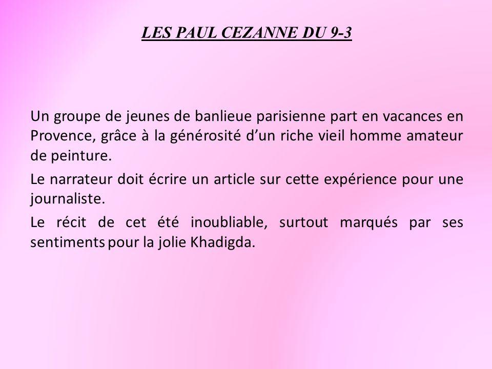 LES PAUL CEZANNE DU 9-3