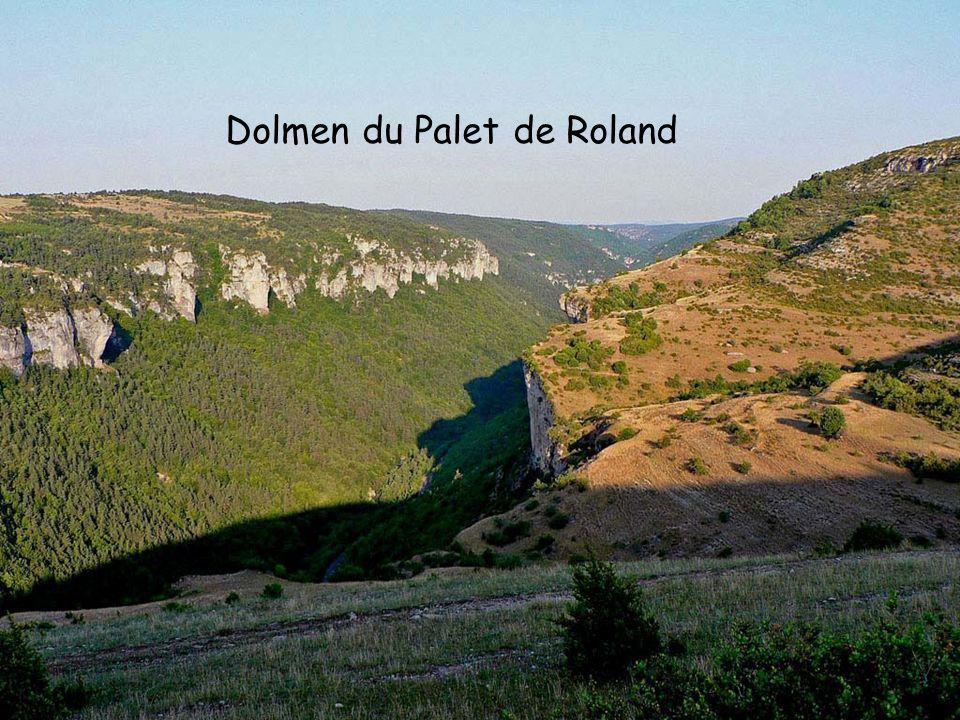 Dolmen du Palet de Roland