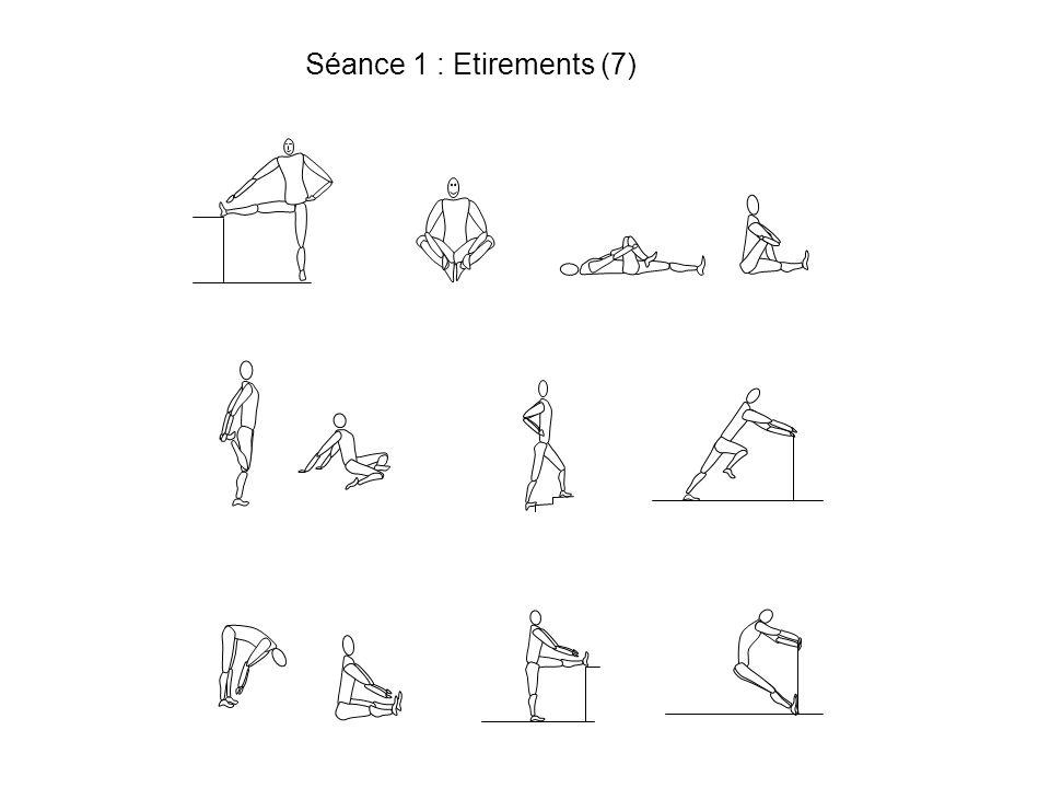 Séance 1 : Etirements (7)