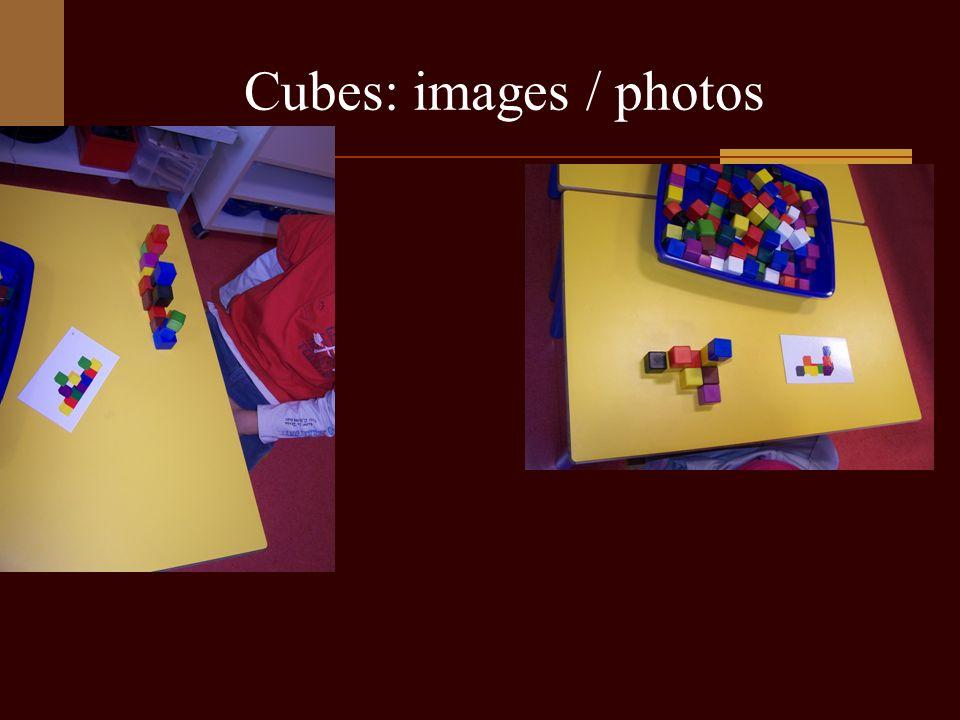 Cubes: images / photos