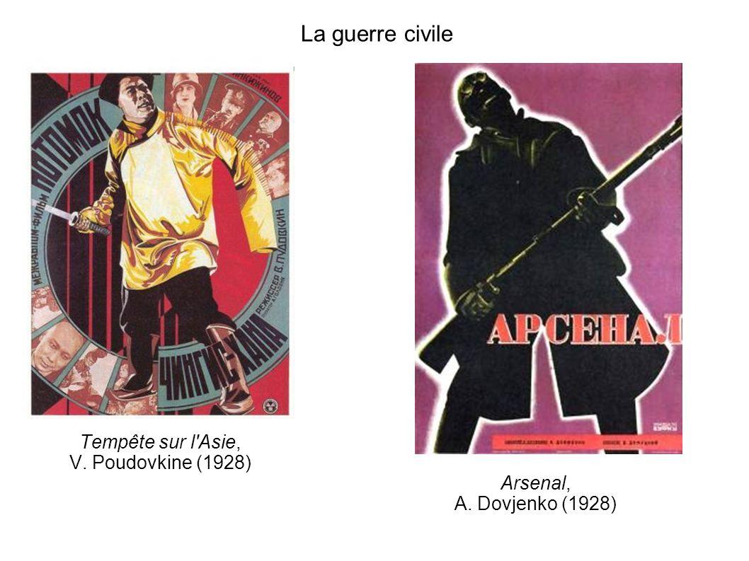Tempête sur l Asie, V. Poudovkine (1928)