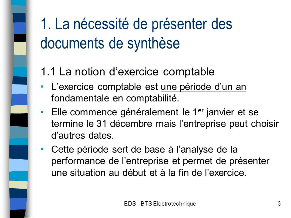 L information comptable de synth se ppt video online - Exercice d enregistrement comptable ...