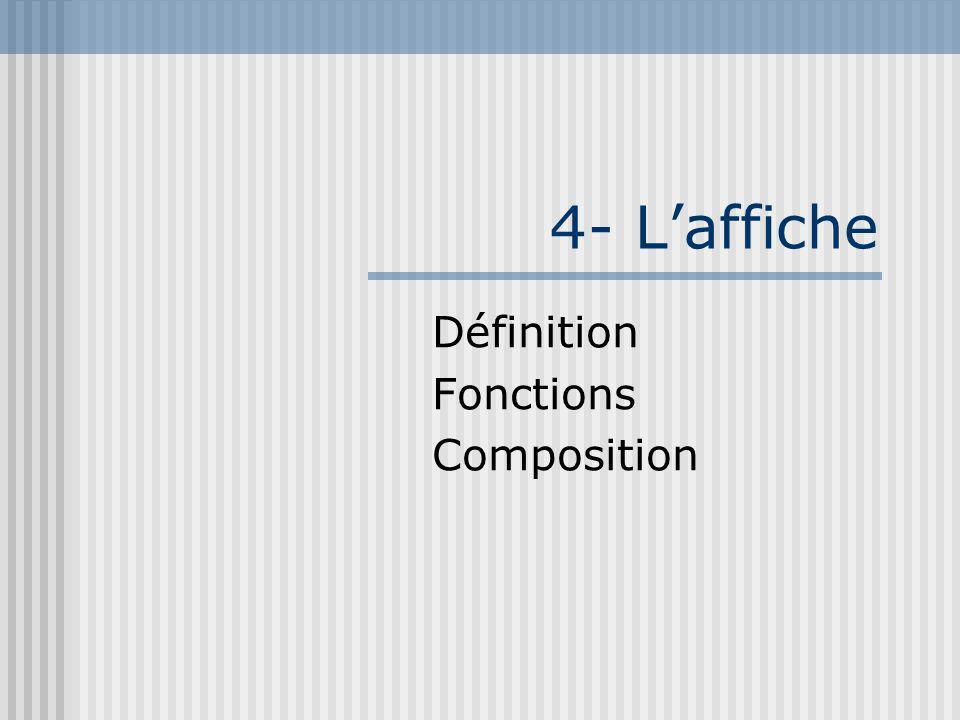 Définition Fonctions Composition