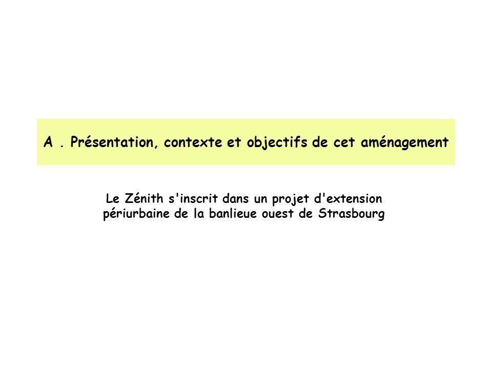 A . Présentation, contexte et objectifs de cet aménagement
