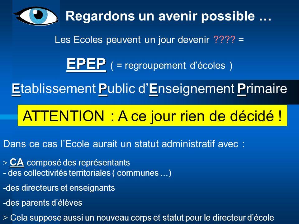 EPEP ( = regroupement d'écoles )