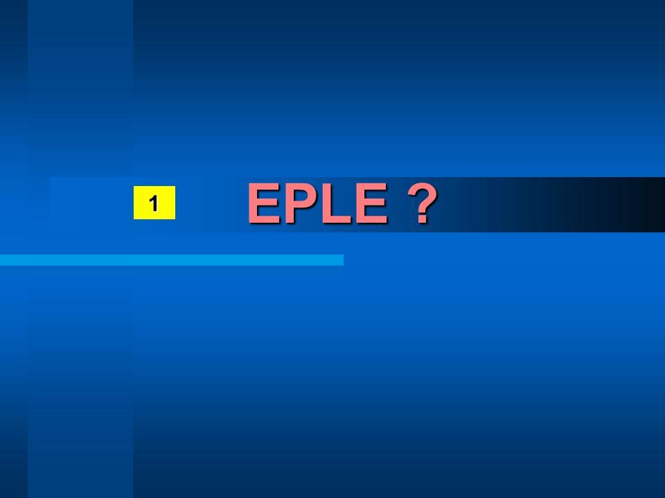 EPLE 1