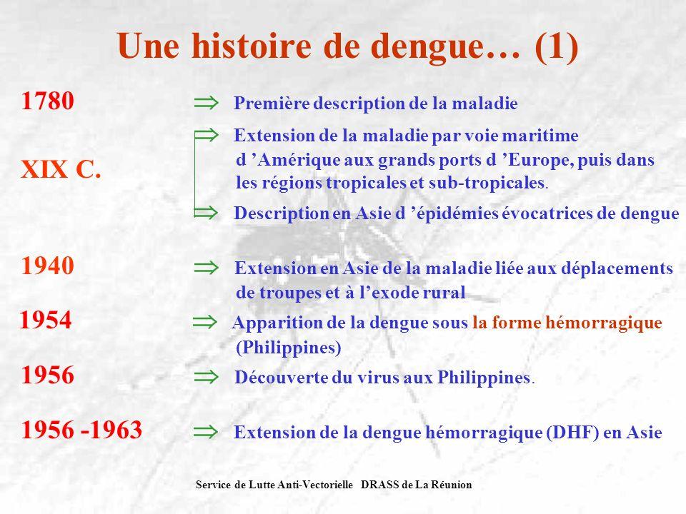 Une histoire de dengue… (1)