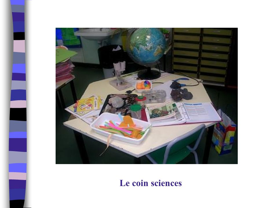Le coin sciences