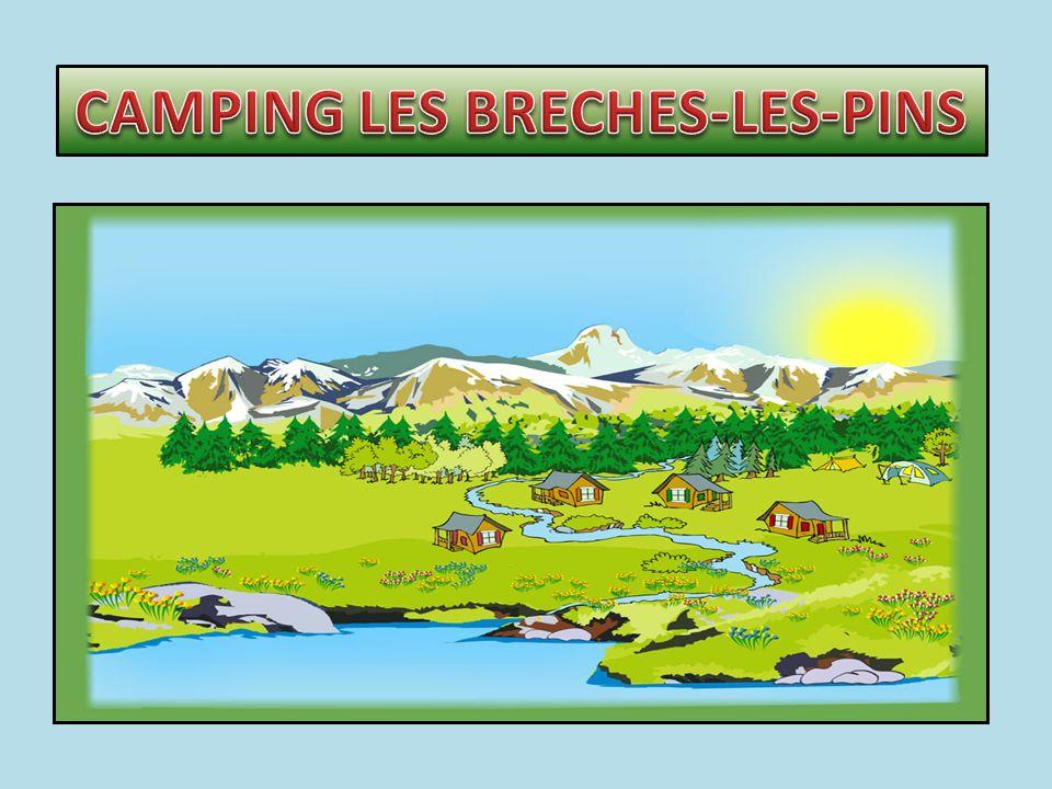 CAMPING LES BRECHES-LES-PINS