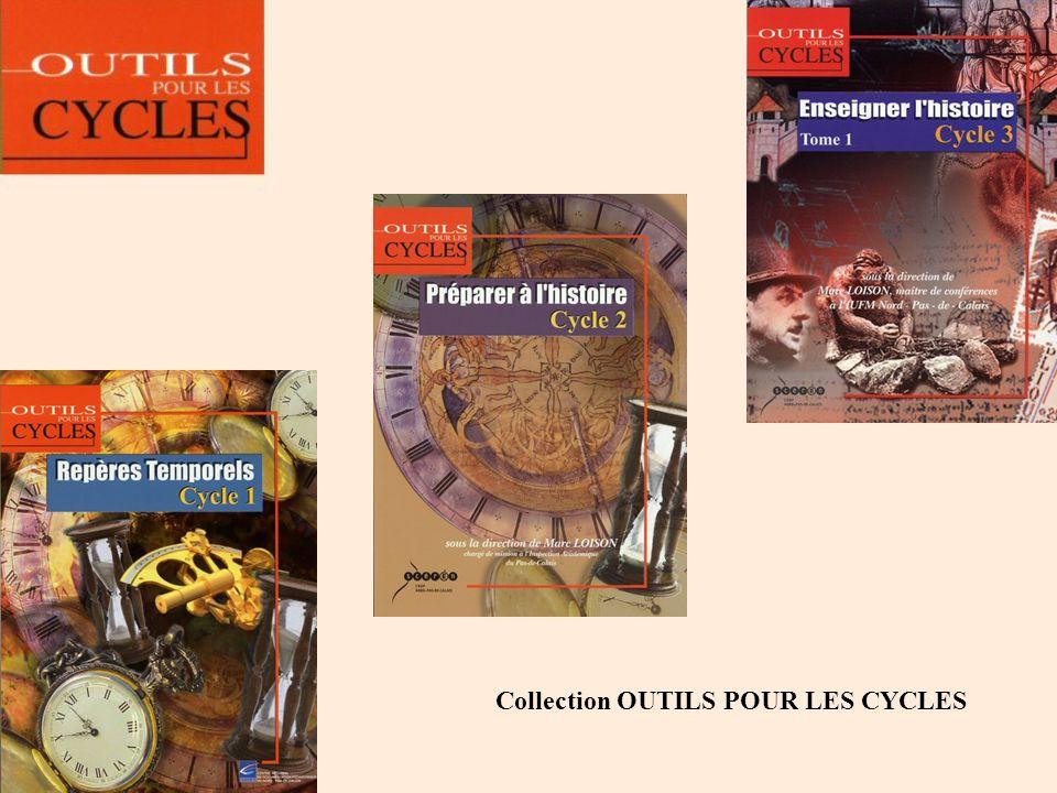 Collection OUTILS POUR LES CYCLES