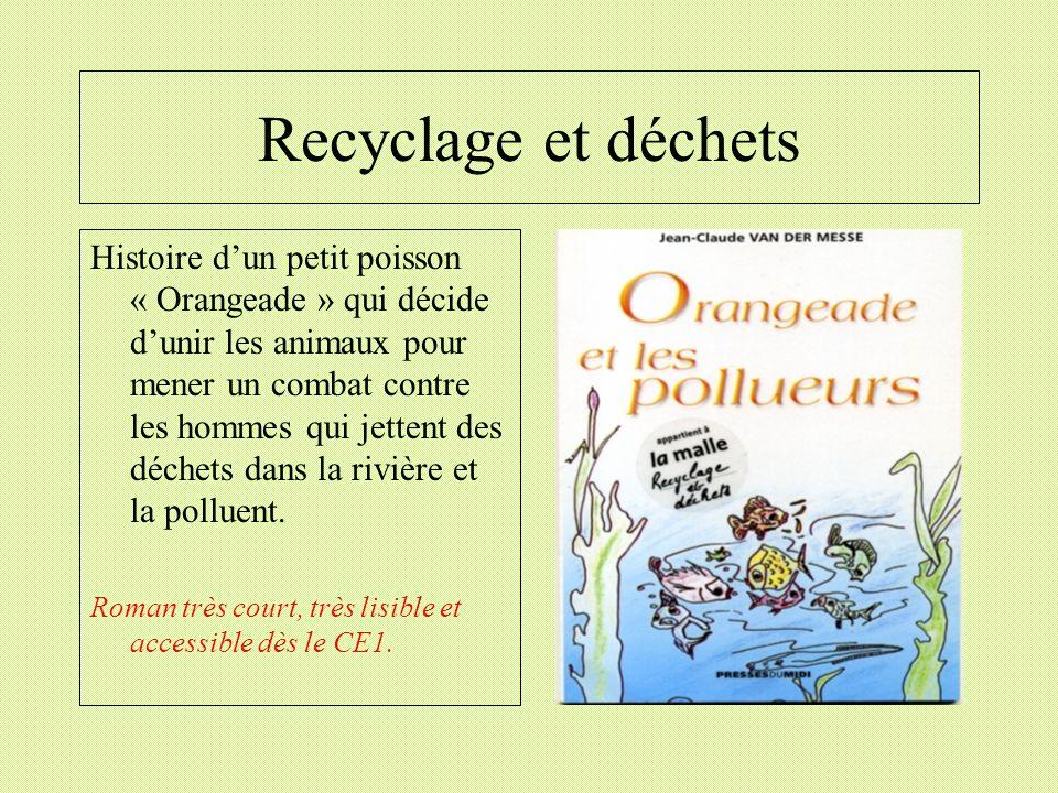 Recyclage et déchets