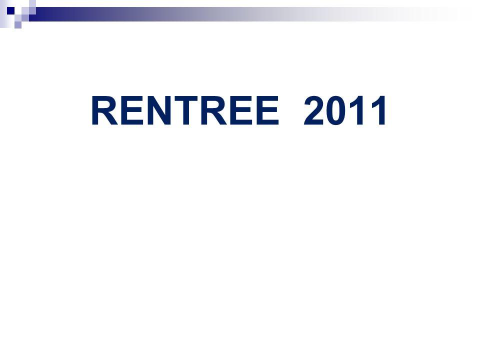 RENTREE 2011