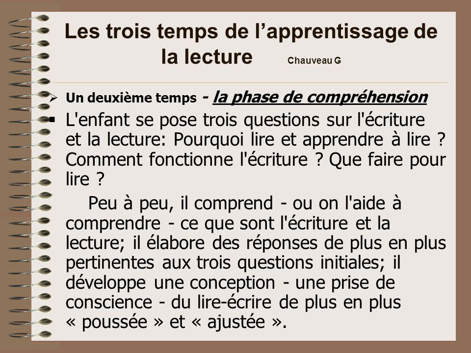 apprentissage continu de la lecture au cycle 2 ppt t l charger. Black Bedroom Furniture Sets. Home Design Ideas