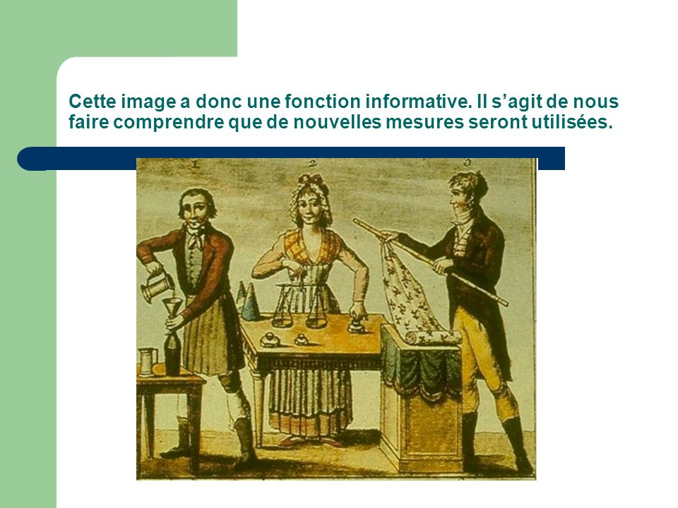 Cette image a donc une fonction informative