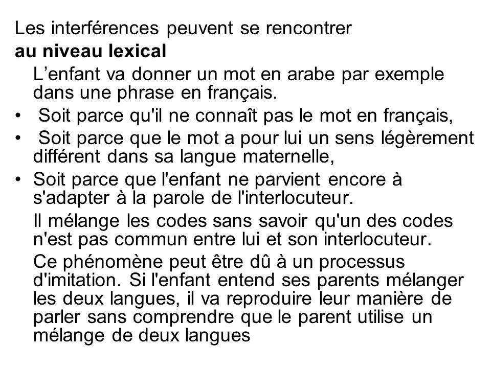 Il va rencontrer mes parents