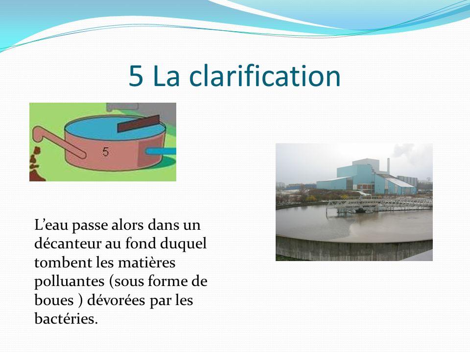 5 La clarification