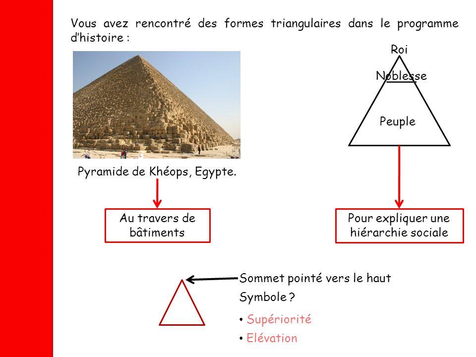 Pyramide de Khéops, Egypte.