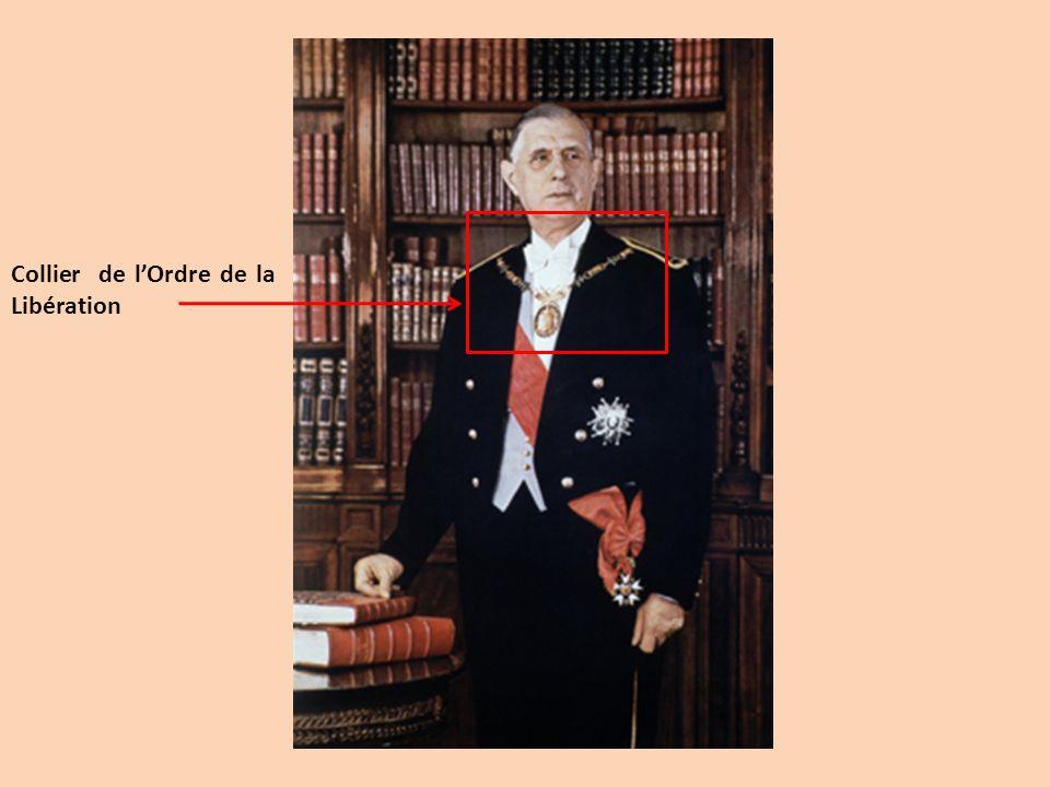 Collier de l'Ordre de la Libération