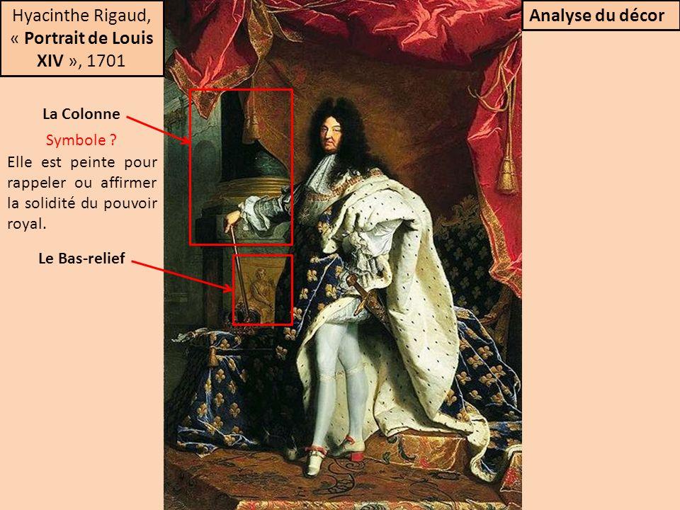 « Portrait de Louis XIV », 1701