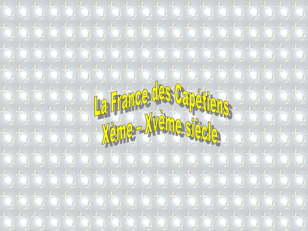 La France des Capétiens