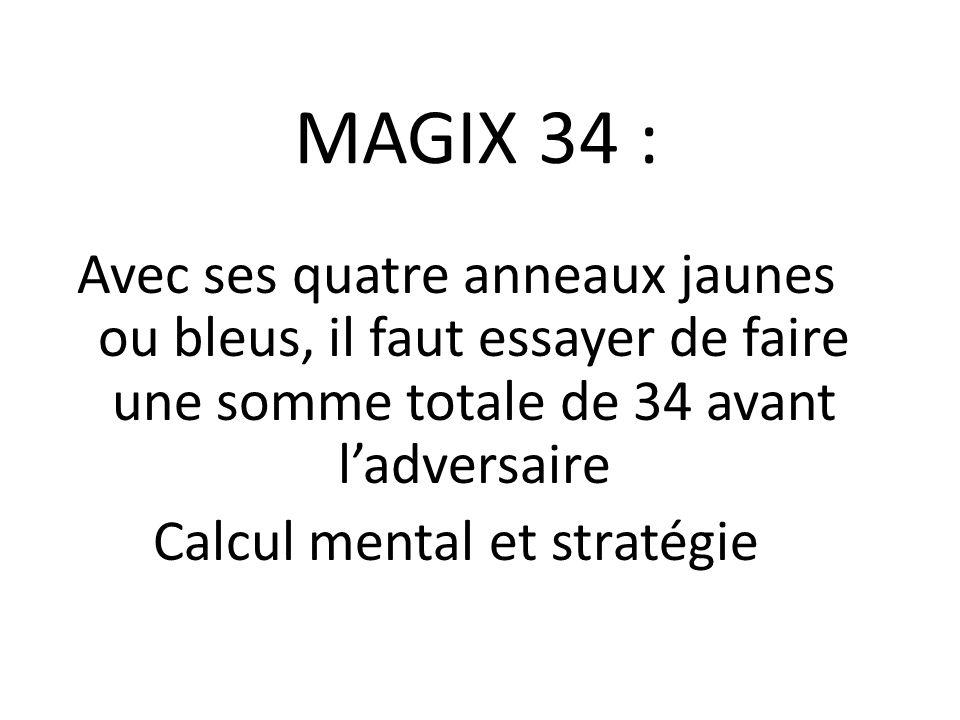 Calcul mental et stratégie