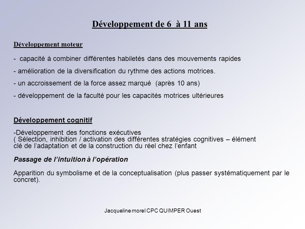 Jacqueline morel CPC QUIMPER Ouest