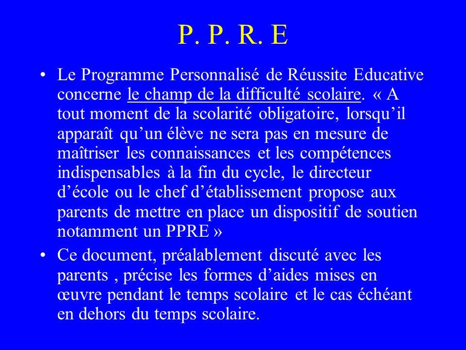 P. P. R. E
