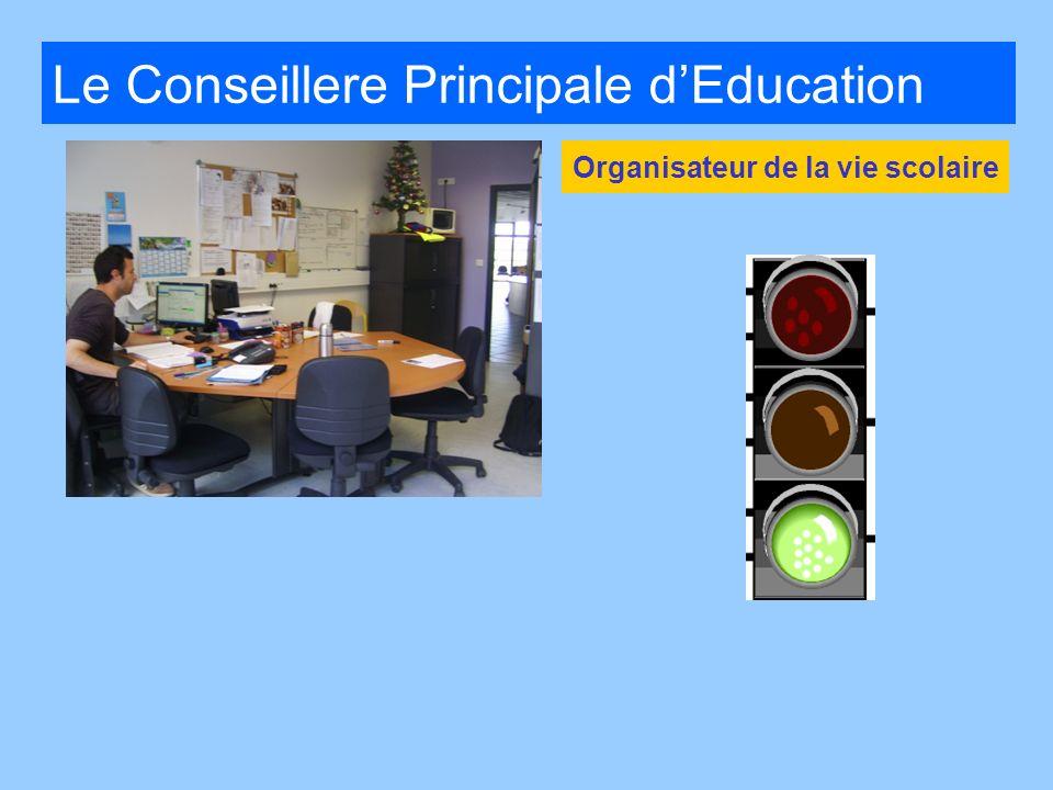 Organisateur de la vie scolaire
