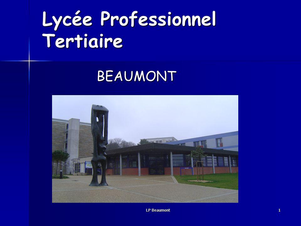 Lycée Professionnel Tertiaire
