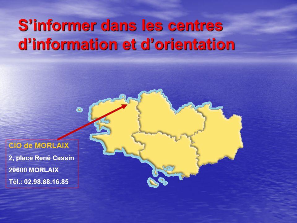 S'informer dans les centres d'information et d'orientation