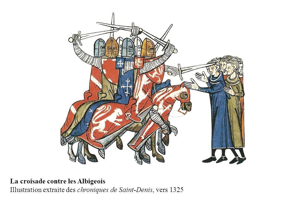 La croisade contre les Albigeois