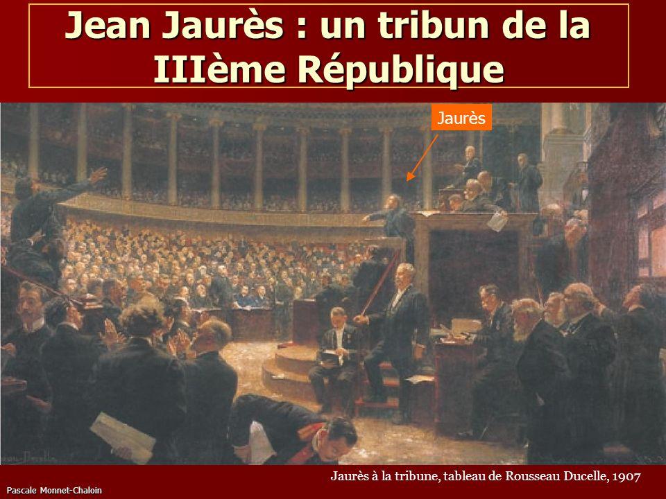Jean Jaurès : un tribun de la IIIème République